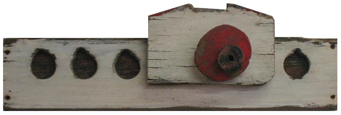 Birdhouse by Leslie Rubman
