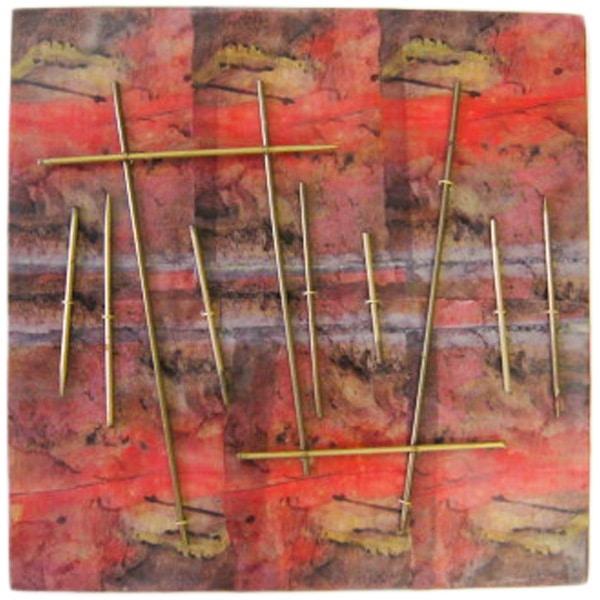 Encaustic by Leslie Rubman