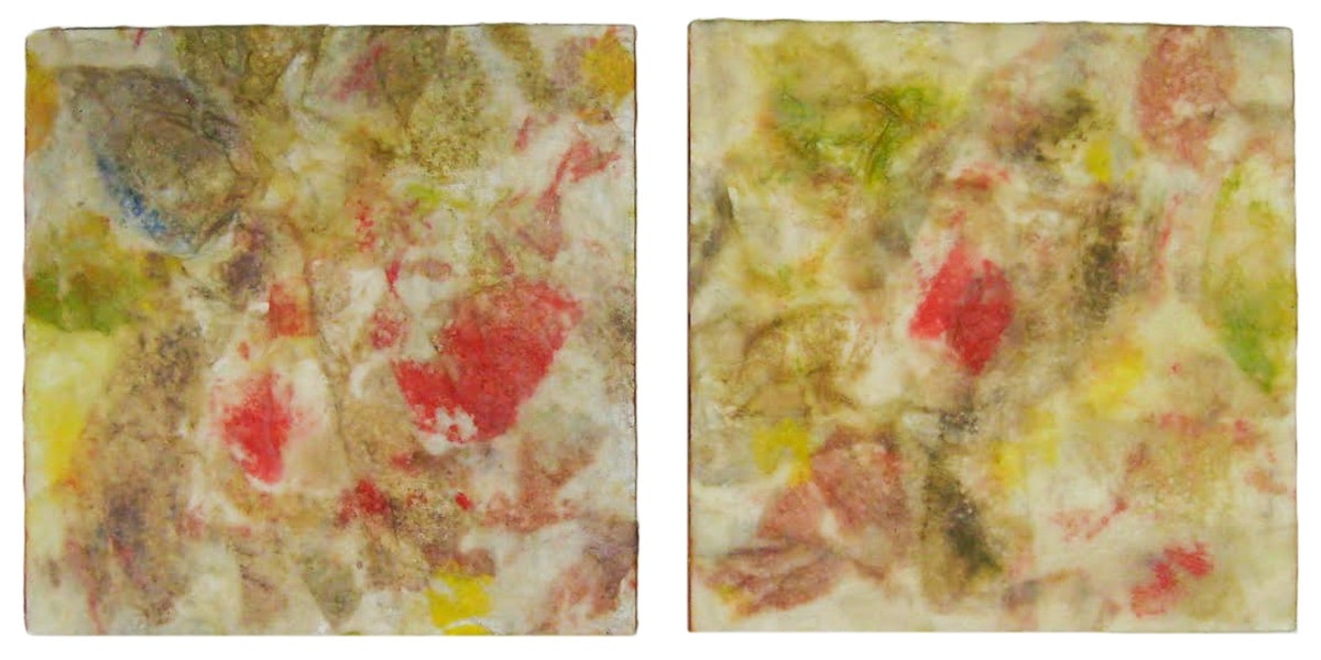 Encaustic by Leslie Rubman
