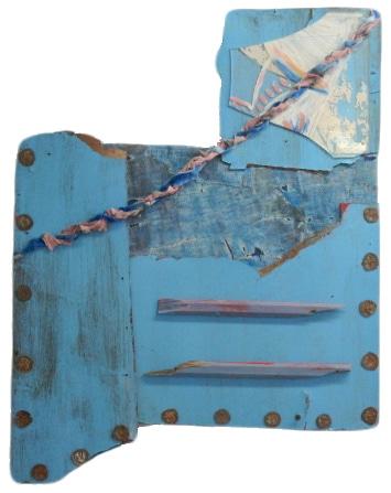 Leslie Rubman - Haitian Boat Series